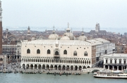 Doge's Palace from San Giorgio
