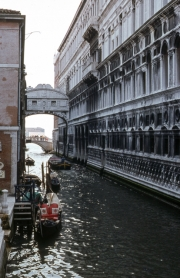 Bridge of Sighs and Doge's Palace, from the other side