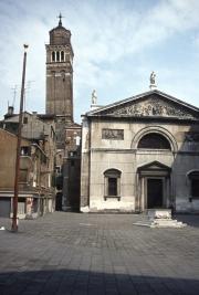 San Maurizio and Campanile of San Stefano