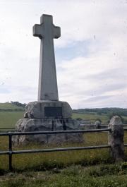 Flodden Field monment
