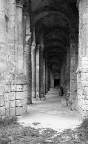 Columns, Jumiege Abbey