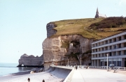 Cliffs and Hotel