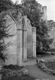 Jumieges Abbey