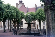 Village Square Fountain