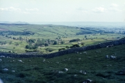 Malhamdale from above the cove