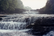 Lower falls, Aysgarth