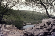 Langsthrothdale - River Wharfe and Moors