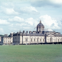 Castle Howard - the front