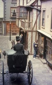 Street in Castle Museum