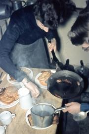 Margaret Susan cooking