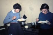 Margaret, Susan, Omlettes
