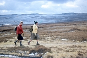 Margaret Susan walking