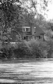 House on the River Severn