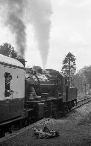 Leaving Bewdley