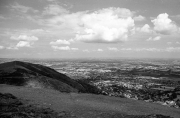 View from the Malvern Beacon