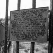 Ironbridge sign