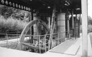Steam pump engine