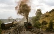 Severn Valley Railway steam engine