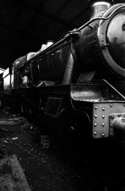 Severn Valley Railway steam locomotive