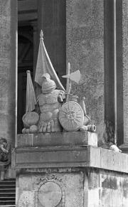 Armour sculpture