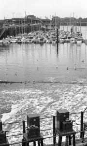 Boulogne harbour