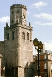 Ramparts tower