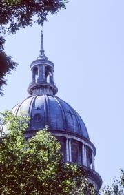 Dome of Basilica of Notre-Dame de Boulogne