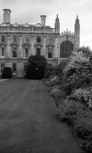 College garden