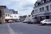 Benodet town centre
