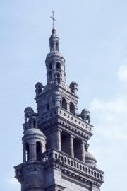 Top of thr church tower