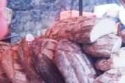 Bread at Benodet Market