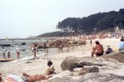 Beg-Meil beach