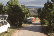 Telgruc campsite, on the hill