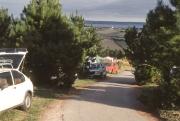 Telgruc campsite, on the hill