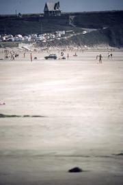 Telgruc beach