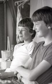 Nick Danby and Simon