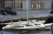 Racing Trimaran, Brittany Ferries