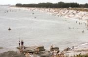 Mousterlin beach
