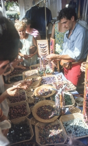 Benodet Market - beads