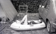 John in the dingy