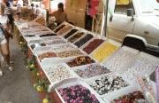 Benodet Market - sweets