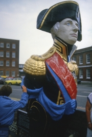 Naval figurehead