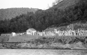 St Tropez graveyard