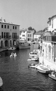 Canals and villas