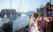 Boat trip from Port Grimaud to St Tropez