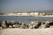 Port Grimaud across the bay