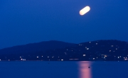 Moon over St Tropez