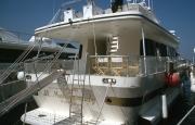 Kuwaiti yacht