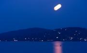 Moon over St Tropez