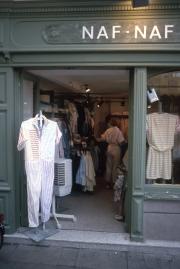 Naf-Naf clothes shop